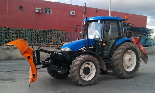 traktor icin kar bicagi 2